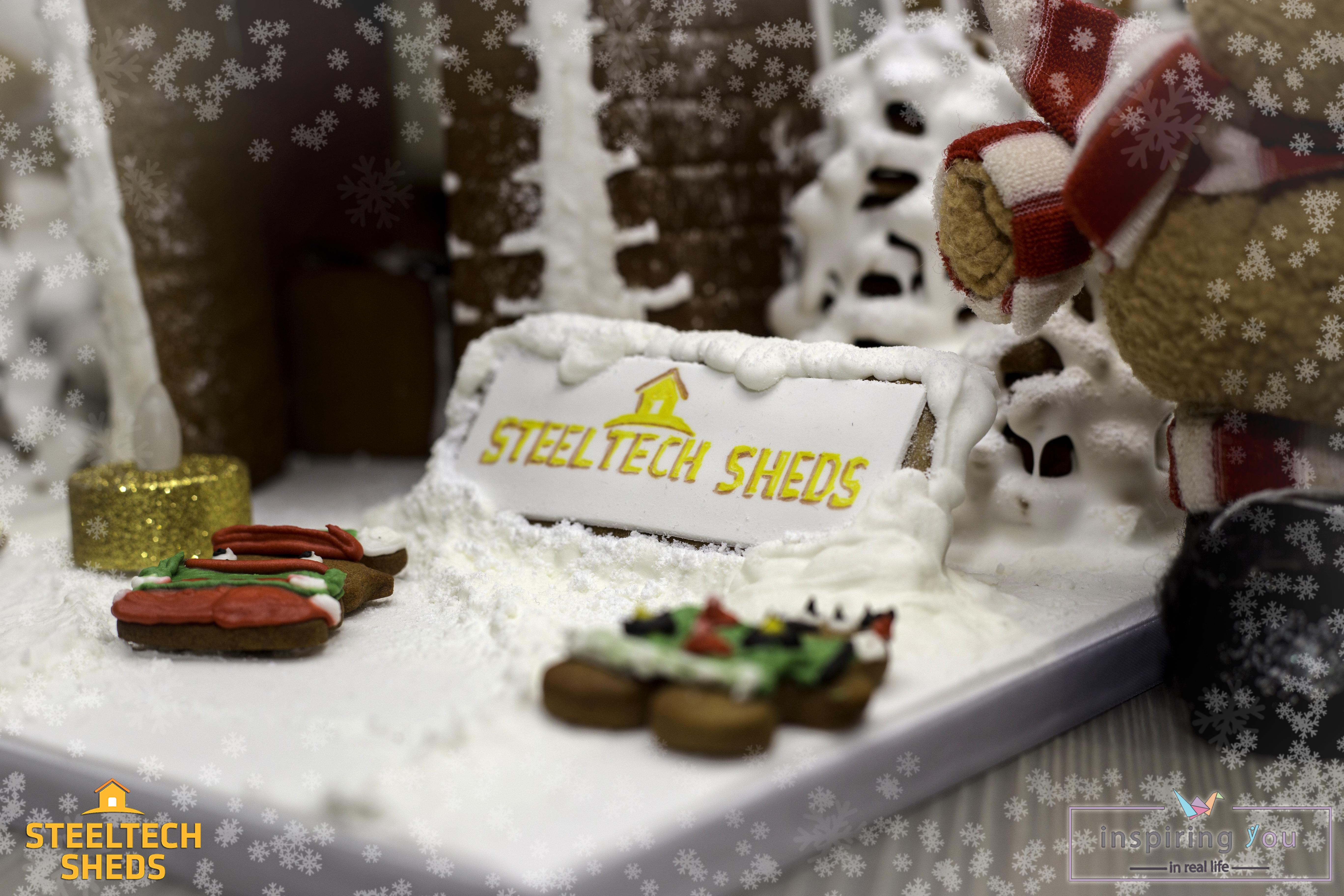 Great Steeltech Bake Off 2018 - Inspiring You